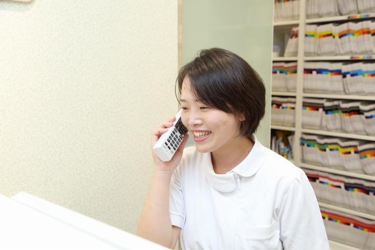 まずはお電話で現在の状況などをお聞かせください